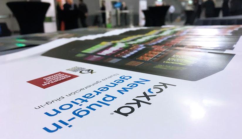 Koxka patrocinador de Atmosphere Europa 201