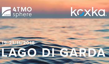 Koxka patrocinador de Atmosphere Europa 2018