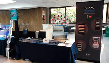 Koxka patrocinador de Eurovent Summit Sevilla 2018