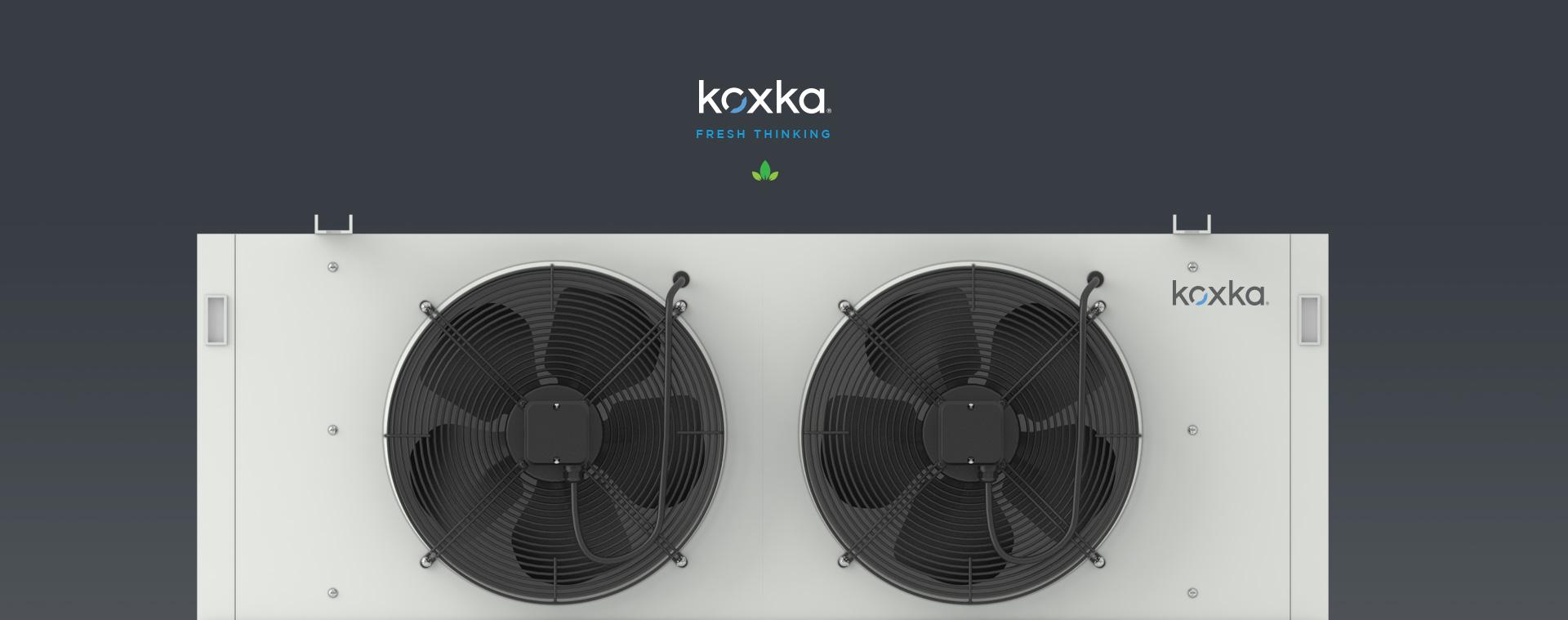 Slide Koxka condensador